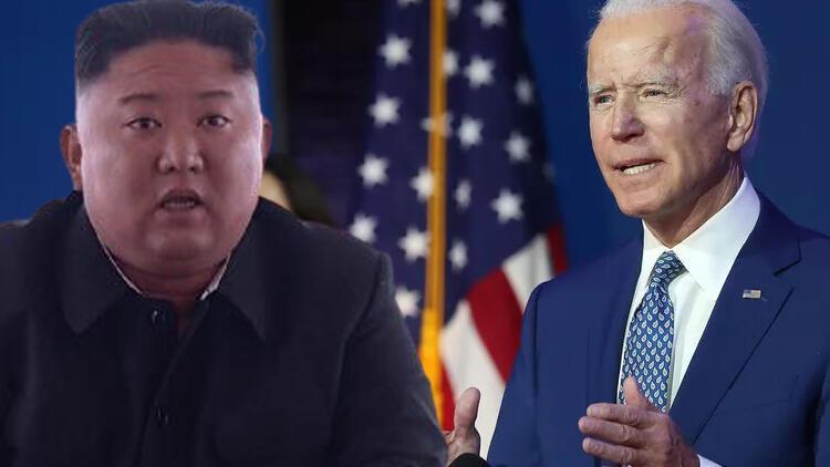 Bomba iddia: Kuzey Kore, ABD Başkanı Biden'ı görmezden geliyor