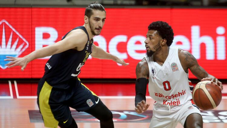 Bahçeşehir Koleji: 61 - Fenerbahçe Beko: 78