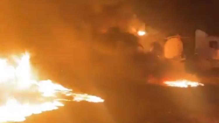 Son dakika haberi: Fırat Kalkanı bölgesinde sivil yerlere füze saldırısı! Çok sayıda yaralı var