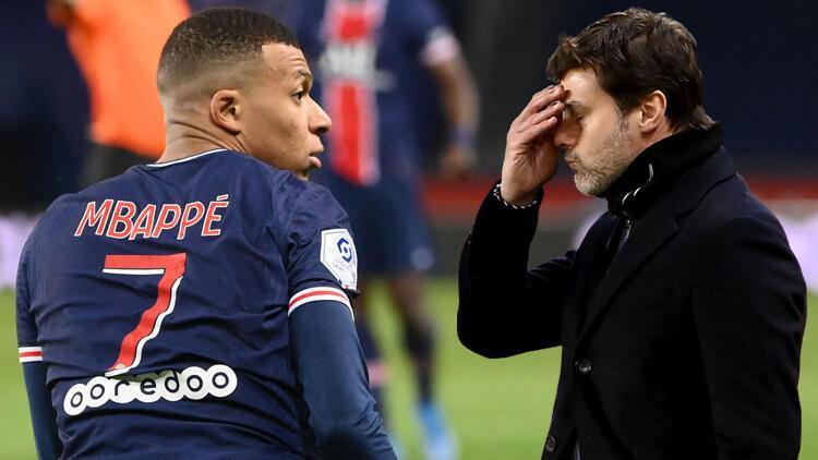 Ligue 1de PSGye Nantestan ağır darbe