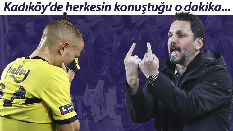 """Kadıköy'de herkesin konuştuğu dakika ve o iddia! """"Bu kadronun hocası..."""""""
