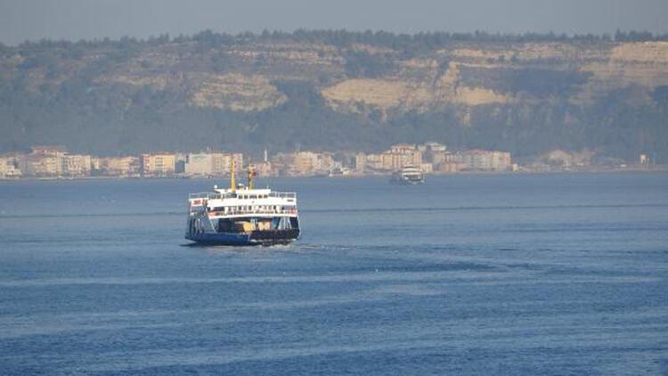 Çanakkale Boğazı, yoğun sis nedeniyle çift yönlü transit gemi geçişlerine kapatıldı