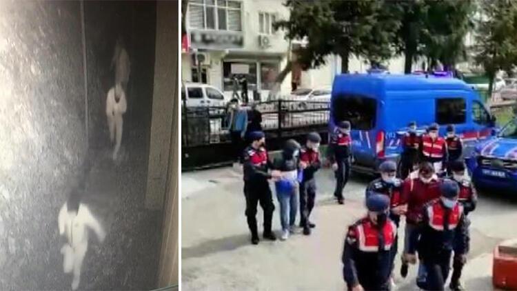 Çelik kasadan 100 bin TL çalan hırsızlar yakalandı