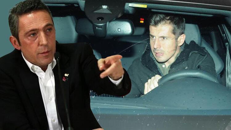 Son Dakika: Fenerbahçe'de kritik zirve! Ali Koç, Emre Belözoğlu ve Erol Bulut...