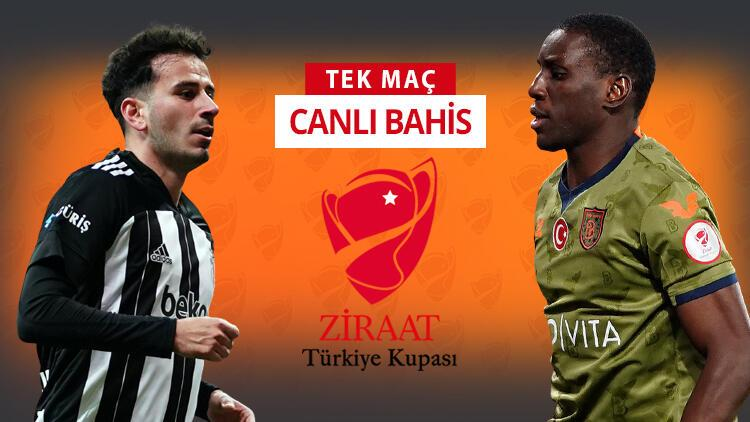 İki takımda da son anda kadrodan çıkartılan isimler var! Beşiktaş'ın Başakşehir karşısında iddaa oranı...