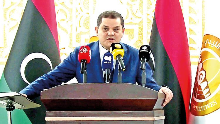 Libya'da yeni sayfa
