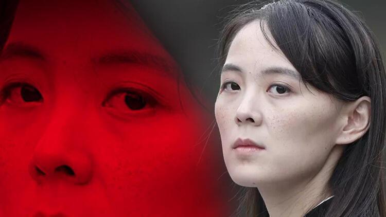 Kuzey Kore - ABD arasında yeni kriz: Kim Jong-un'un kız kardeşinden Biden'a tehdit!