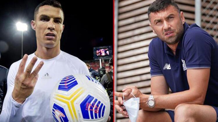 Burak, Ronaldo ile aynı takımda mı oynayacak? Takım arkadaşının itirafı heyecan yarattı