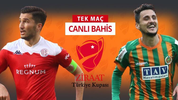 Beşiktaş'ın finaldeki rakibi hangi takım olacak? Antalya derbisinin iddaa'da favorisi...