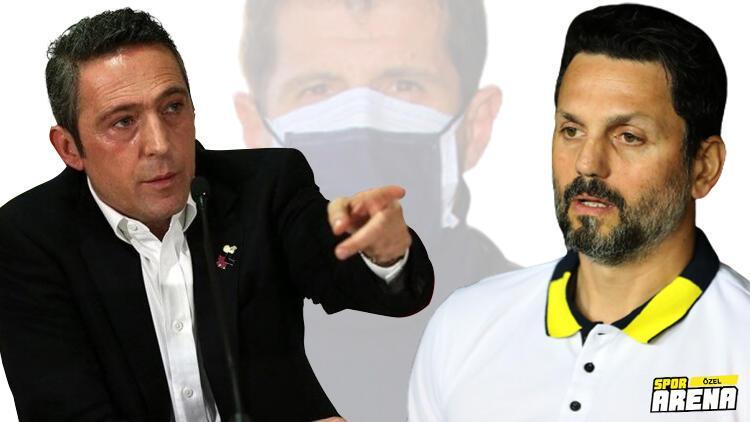 Fenerbahçe'de Erol Bulut için karar verildi! Beşiktaş maçı kaybedilirse...