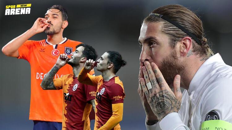 Real Madrid - Atalanta maçında İrfan Can Kahveci sevinci Geceye damga vurdu...