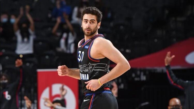 NBA'de Gecenin Sonuçları: Philadelphia 76ers kazandı, Furkan Korkmaz'dan 12 sayı