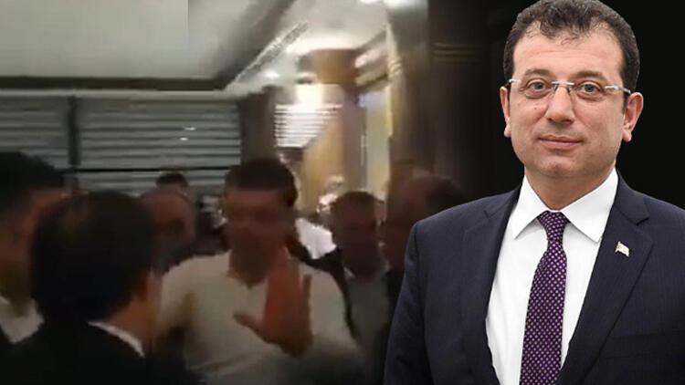 İBB Başkanı Ekrem İmamoğlu'na para cezası
