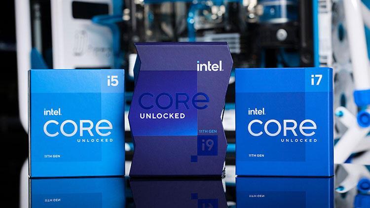 11. Nesil Intel Core serisi işlemciler duyuruldu