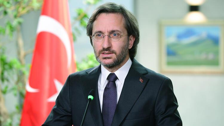İletişim Başkanı Altun, Türk Dünyasının Dünü, Bugünü ve Geleceği Sempozyumu'na video mesaj gönderdi