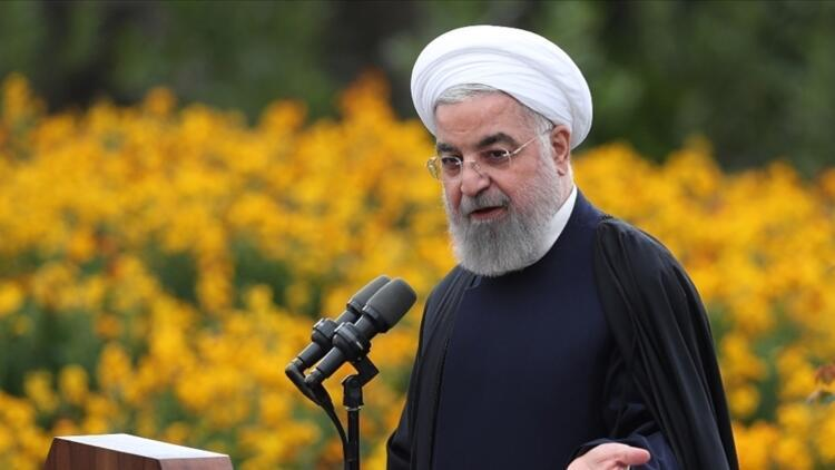 Ruhani, yaptırımların kaldırılmasının seçim gündemiyle gölgelenmesinden şikayet etti