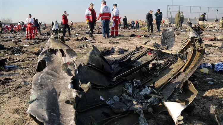 Ukrayna'dan düşürülen yolcu uçağıyla ilgili İran'ın hazırladığı rapora tepki