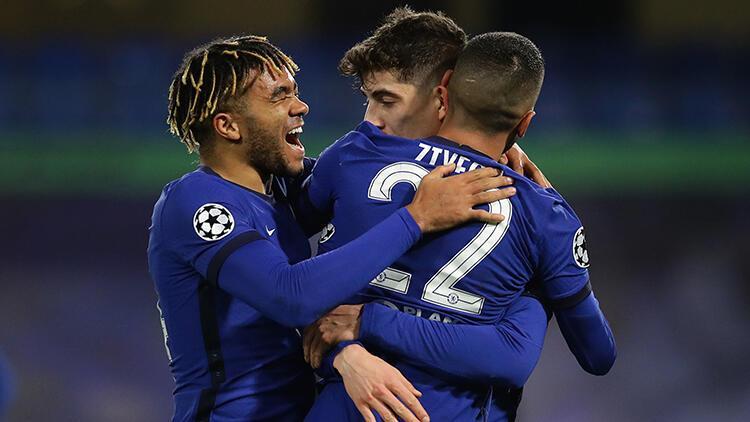 Atletico Madrid 2 golle yıkıldı, Chelsea Şampiyonlar Ligi'nde çeyrek final biletini kaptı!