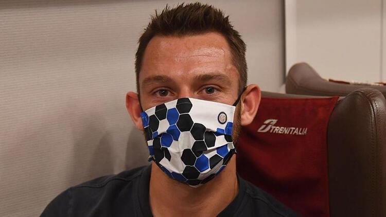 Son Dakika: Inter'de koronavirüs şoku! Stefan de Vrij ve Matias Vecino'nun testleri pozitif çıktı...