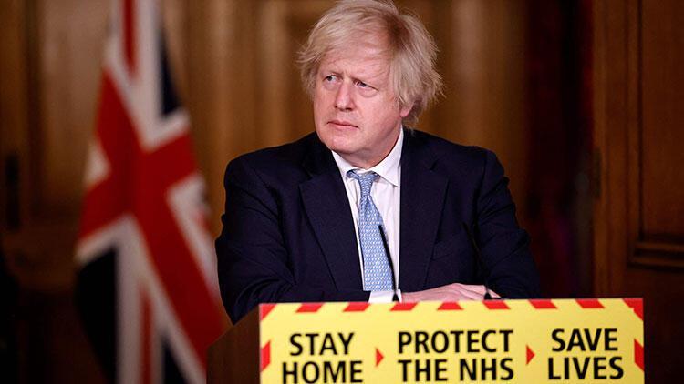 İngiltere Başbakanı Boris Johnson, yarın Oxford-AstraZeneca aşısı yaptıracak