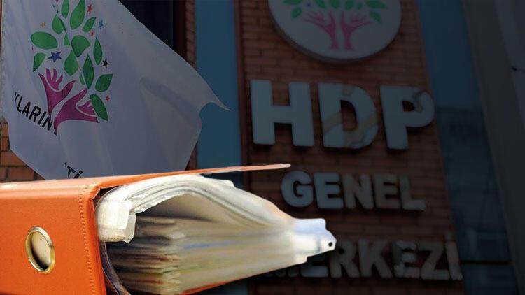 HDP'ye kapatma davası... 609 sayfadaki iddialar