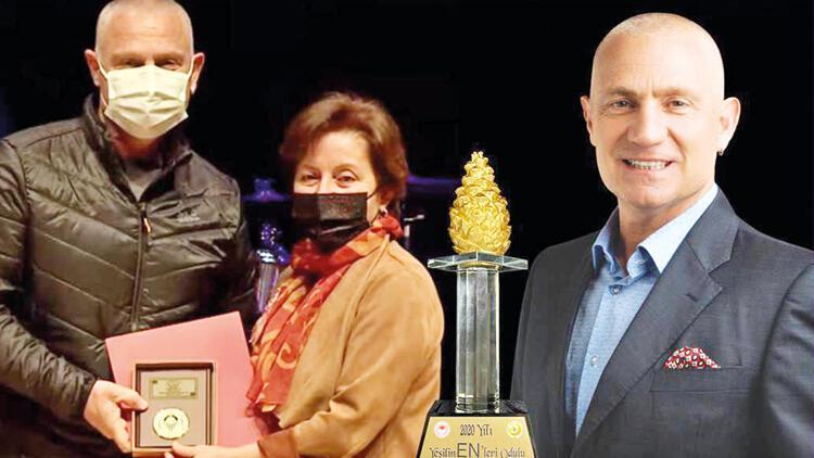 CNN TÜRK'e 2 ödül