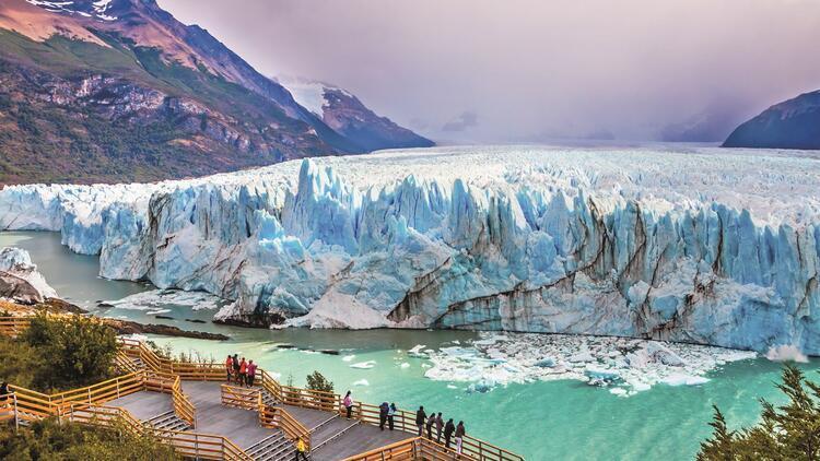 Bir zamanlar Patagonya'da