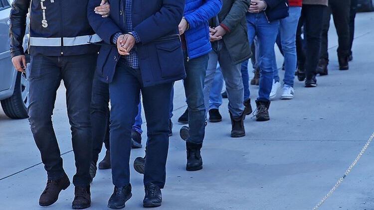Ankarada FETÖ operasyonu