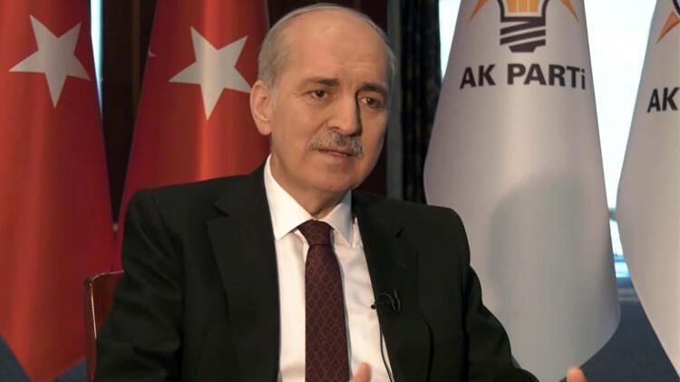 AK Partili Kurtulmuş: Yeni anayasa için ortak çalışma grubu kurulabilir