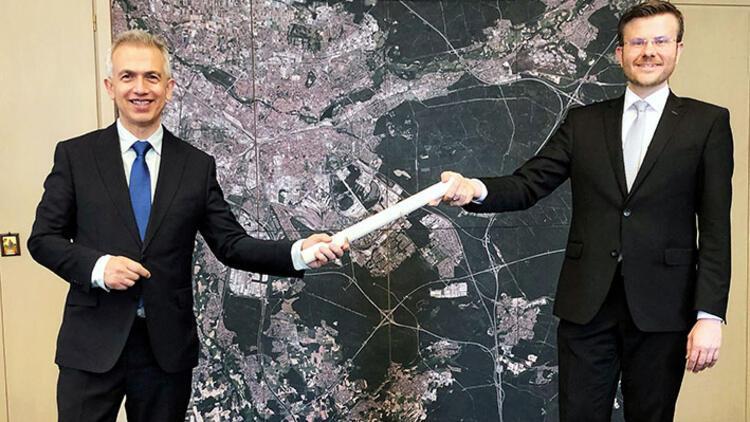 İki tarihi şehrin belediye başkanlarından dayanışma