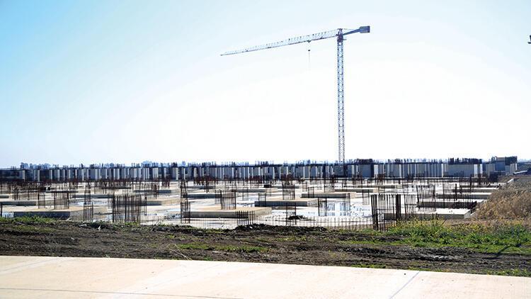 Çukurova havalimanı 2022'de hizmete giriyor