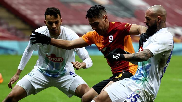 Galatasaray kaybetmek için her şeyi yaptı
