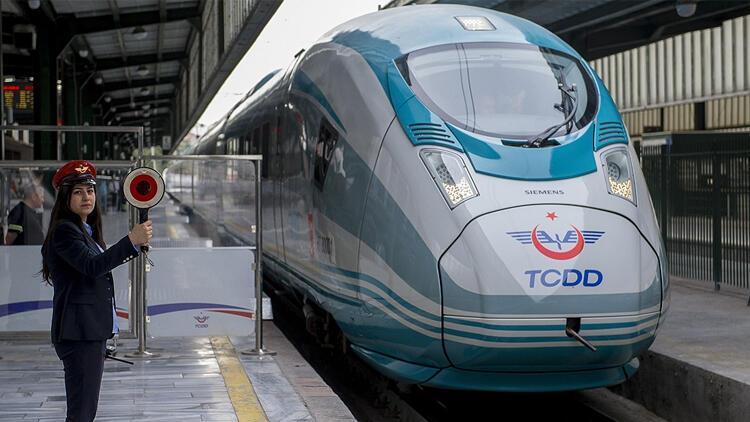 Bölgesel tren seferleri bir yıl sonra Kovid-19 tedbirleriyle yeniden başladı