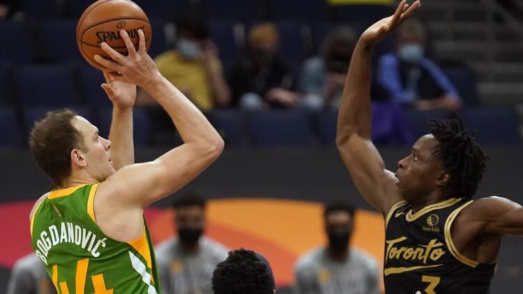 NBA'de Gecenin Sonuçları: Utah Jazz 30 galibiyete ulaşan ilk takım oldu