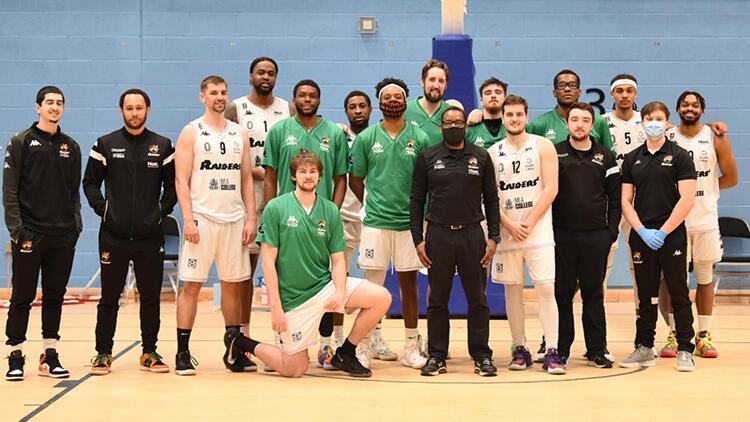BAU Global İngiltere basketbolunda iddialı