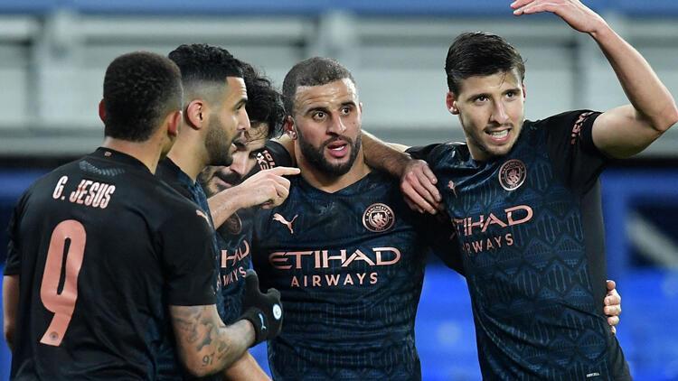 Manchester City ve Southampton, İngiltere Federasyon Kupası'nda son 4'e kaldı