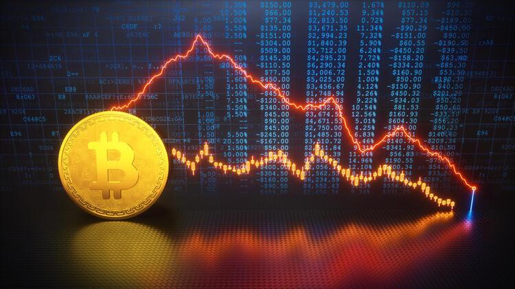 Bitcoin'de sular durulmuyor! 13 Mart rekorundan sonra rotayı çevirdi