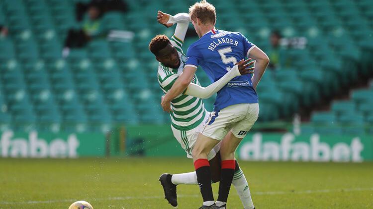 İskoçya derbisinde Celtic ile Rangers yenişemedi!