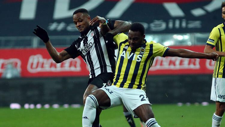 Beşiktaş 1-1 Fenerbahçe (Maçın özeti ve golleri)