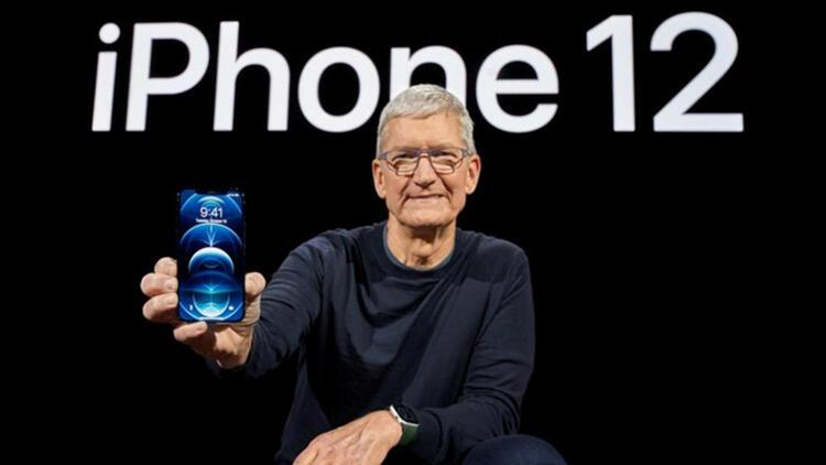 Apple'a 'iPhone 12' cezası
