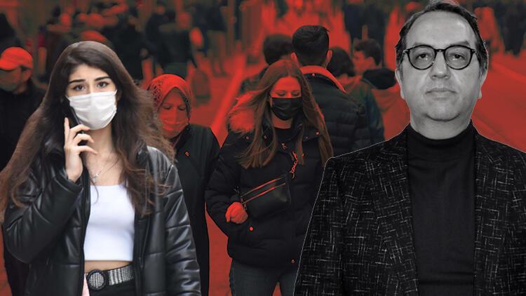 Prof. Dr. Şener'den korkutan açıklama: Henüz adı konmamış bir Türkiye mutantı olabilir