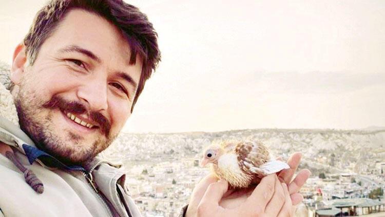 Zibidi Türkiye turunda! Hiç kanat çırpmadan yüzlerce kilometre yol yaptı