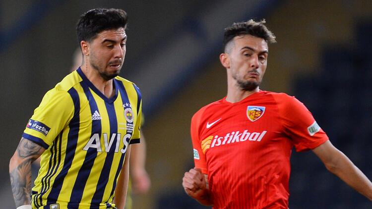 Son Dakika: Kayserispor'da Campanharo sezonu kapattı