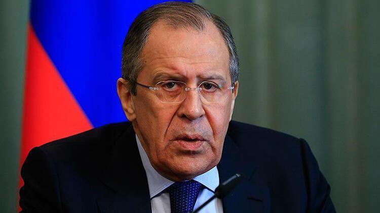 Rusya Dışişleri Bakanı Lavrov: AB ile bir örgüt olarak ilişkimiz yok