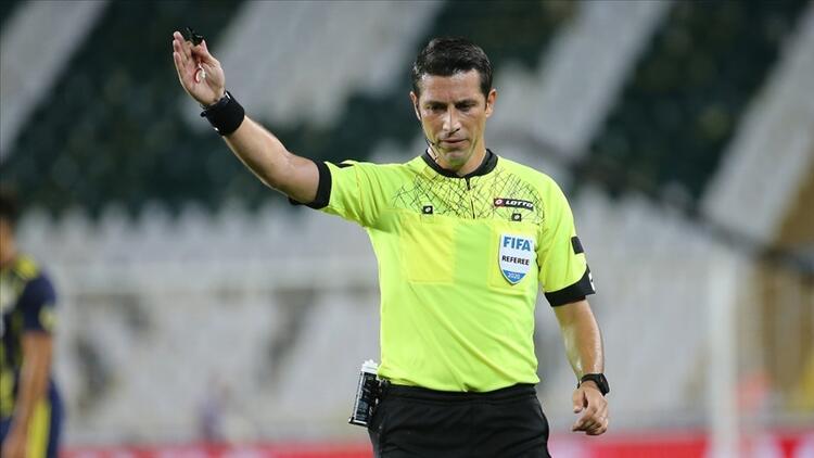 Ali Palabıyık, İtalya-Kuzey İrlanda maçını yönetecek