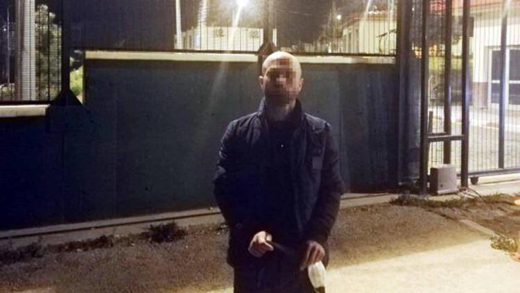 3 ay önce sınır dışı edildi, yine yakalandı