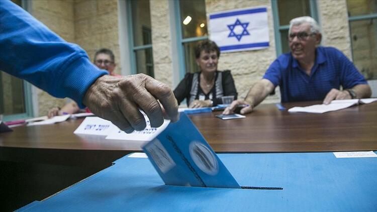 Son dakika haberi: İsrail'de seçim sonuçları belli oldu