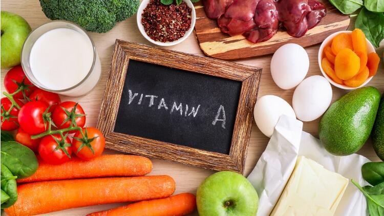 A Vitamini Hangi Besinlerde Var? İşte A Vitamininin Faydaları
