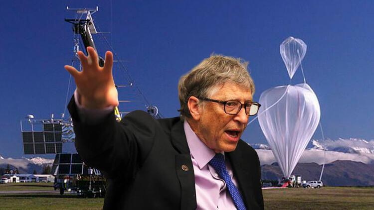 """İşte Bill Gates'in """"Dünya'yı kurtarma"""" planı: Püskürtme projesine destek verdi."""