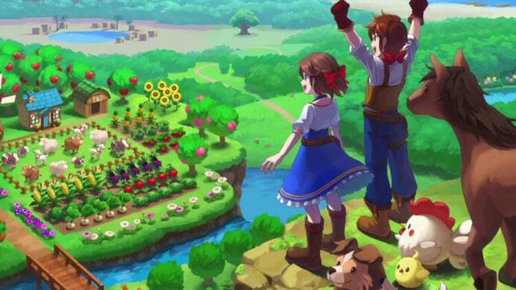 Harvest Moon: One World İnceleme